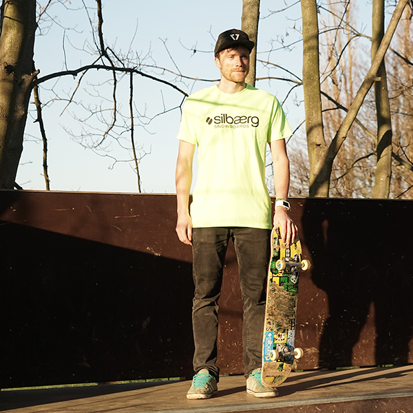 T-Shirt electric-lime